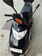出售九成九新踏板摩托车