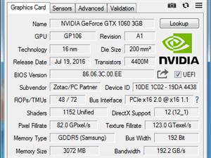 800卖张10603G的显卡