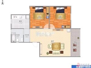 二中实小附近玫瑰园精装3室1厅1卫800元/月