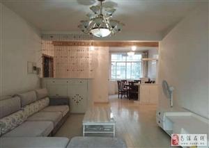 长江国际2室2厅1卫1300元/月拎包入住