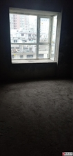 青合锦城127.43�O毛坯三室户型方正带景观大阳台