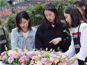 重慶花藝培訓,花之歌20天助你從小白變身專業花藝師