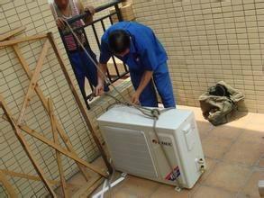 青州空调安装,维修,移机。
