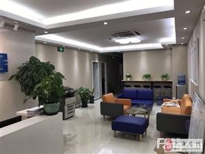 汇达商务办公房招租210平米19000元新装修现房