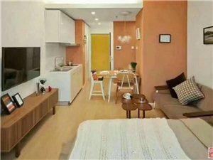 莱阳朗逸豪庭精装公寓房月租1000