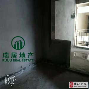 青合锦城毛坯3房单价5300采光好户型方正急售