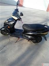 因换车,转让个人用踏板摩托,新换的电瓶,机油,早上打车痛快