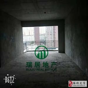 青合锦城毛坯3房单价5300采光好户型方正急售!