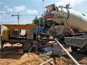 超高壓細石混凝土泵廠家告訴你做好這些,施工更輕松