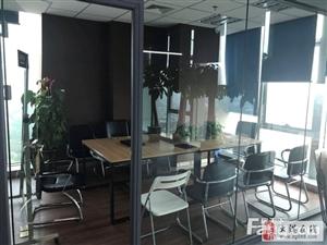 南开中心商圈慧谷大厦房型正方精装阳面地铁6号全景