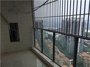 维多利亚一期24楝28层整套出租3室2厅2卫2000元/月