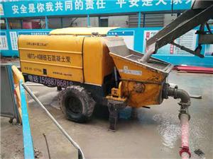超高壓細石混凝土泵哪家好,不會洗泵的進來看