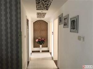 华通世纪城电梯洋房带部分家具家电中央空调