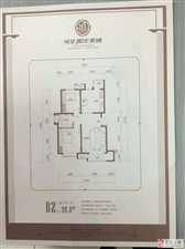 急售阳光美域9楼99平米两室通厅明厕