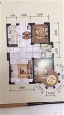 柏峰金域2室2厅1卫27万元一手房直更网签