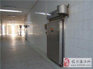 临沂冷藏库安装为何都找日照速风制冷安装公司