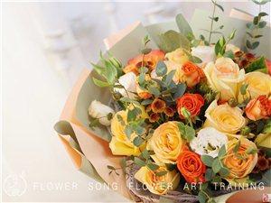 重慶零基礎花藝培訓,重慶花店創業班插花班,婚禮花藝