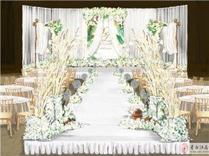 涴美婚礼免费为你设计婚礼,并一场婚礼不到5000元,名额有限