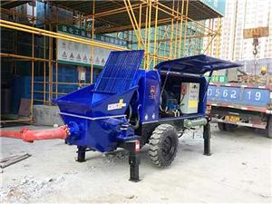 高層細石超高壓混凝土泵哪家好,做好檢查工作才有效