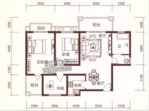 龙翔国际特价房景观电梯3室2厅1卫67万元