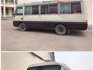 转让三菱原装进口小客车一部