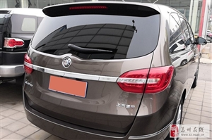 七座商务GL8准新一手车不限户籍支持按揭