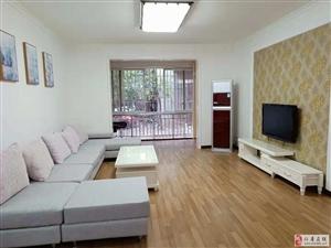丽都滨河精装带大花园,3室2厅1卫76.8万元