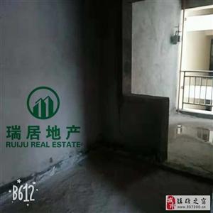 青合锦城127平全新毛坯户型方正!