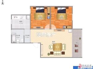 二中实小附近玫瑰园3室1厅1卫800元/月