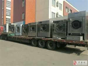 三门峡出售二手大型工业水洗机,二手卧式水洗机台布脱