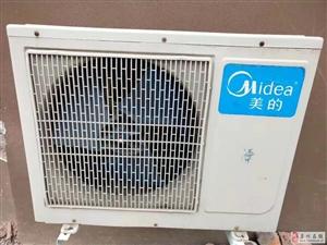 低价出售一台大2P美的空调
