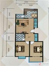 云中庄园2室2厅1卫38万元