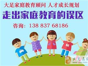 大足家庭教育顧問 人才成長規劃(2020)