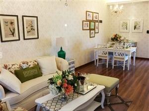 瑞海水城2室2厅1卫73万元
