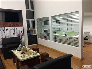 中央城中装写字楼带办公家具2室2000元/月