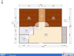乌石路精装三房采光户型优看房方便业主直降三万!!