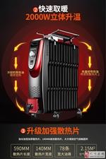 闲置正品 长虹电暖器、电热器,油汀电暖器