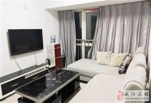 东风路亨星锦绣城一室新社区学区房户型很棒