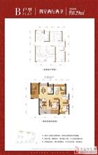 合同价出售149平盛汇・云府4室2厅2卫81万元
