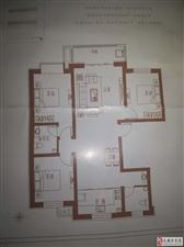 清华园五期3室2厅2卫63万元