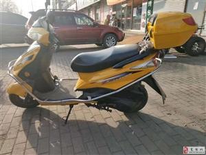 加油助力摩托车出售