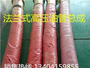 专业加工高压胶管 液压油管总成