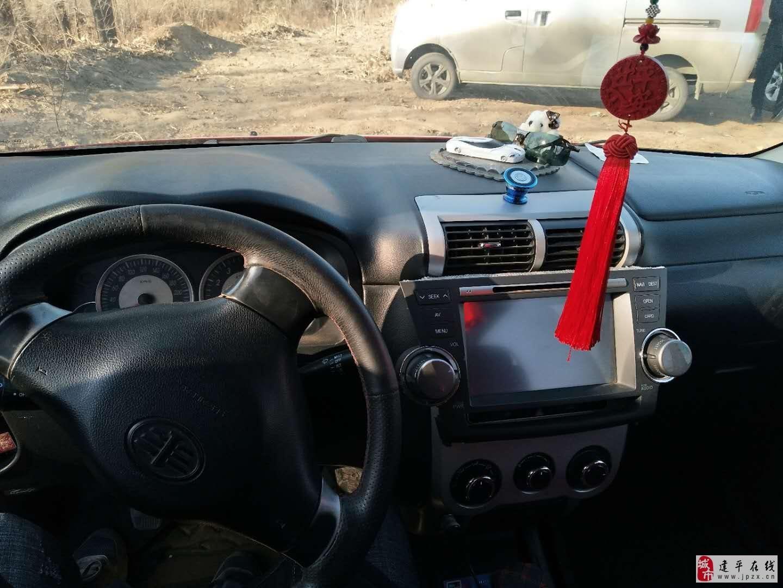 纯个人一手车,一汽森雅S80出售