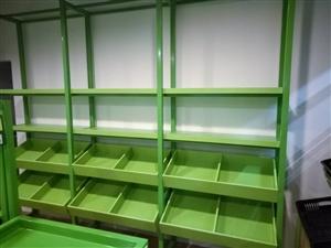 全新的水果货架转让适合水果店或者超市