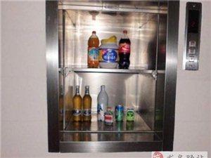 餐厅用升降机传菜机小型传菜电梯电动液压式升降货梯