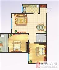 渭阳西路宝瑞阳光毛坯房装出自己的风格