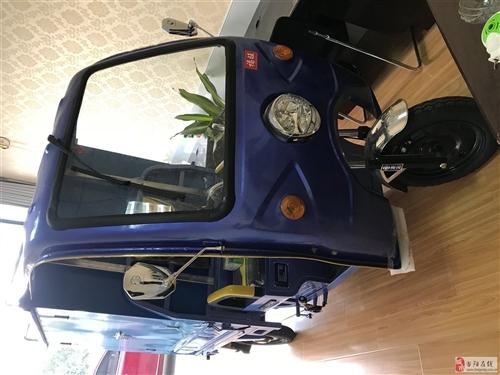 9.9成新電動三輪車出售