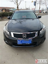 出售私家车,2.0最高配黑色本田雅阁