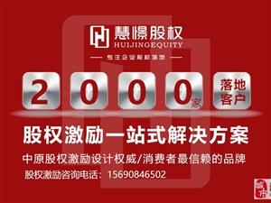 非上市公司股权激励的特点,郑州慧憬股权激励落地方案