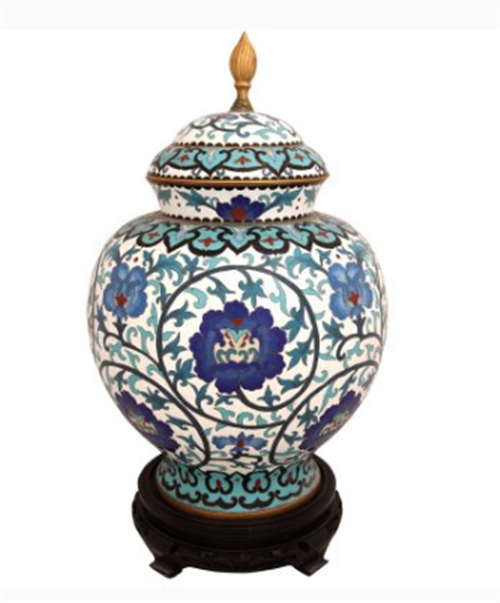 瓷器將軍罐的拍賣會的市場價值是多少